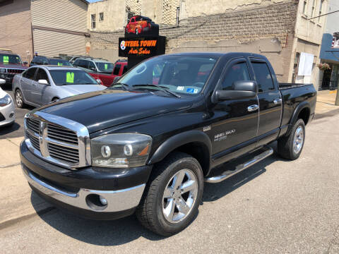 2006 Dodge Ram Pickup 1500 for sale at STEEL TOWN PRE OWNED AUTO SALES in Weirton WV