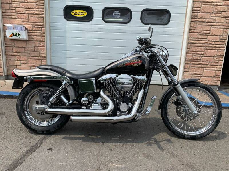 1997 Harley-davidon FXGWD for sale at West Haven Auto Sales in West Haven CT