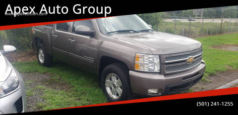2012 Chevrolet Silverado 1500 for sale at Apex Auto Group in Cabot AR