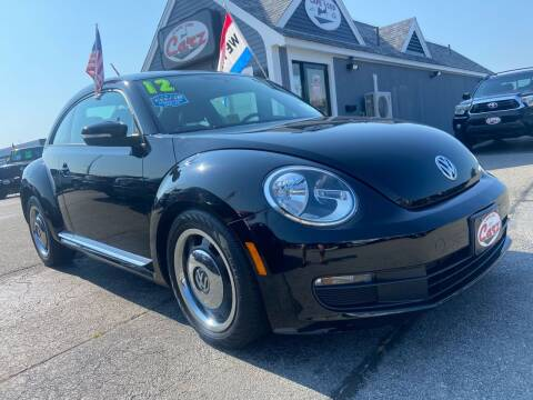 2012 Volkswagen Beetle for sale at Cape Cod Carz in Hyannis MA