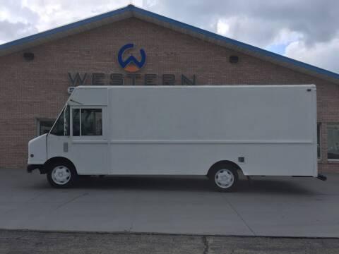 2004 Freightliner P1000 Step Van for sale at Western Specialty Vehicle Sales in Braidwood IL