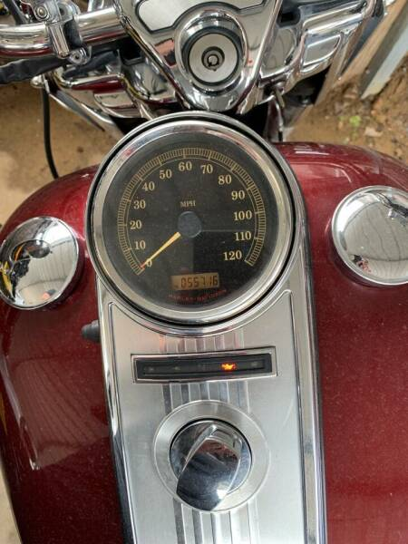 2008 Harley-Davidson FLHRC
