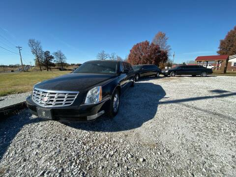 2011 Cadillac DTS Pro for sale at Champion Motorcars in Springdale AR