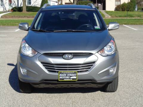 2013 Hyundai Tucson for sale at MAIN STREET MOTORS in Norristown PA