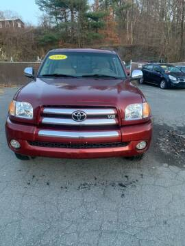 2004 Toyota Tundra for sale at ALAN SCOTT AUTO REPAIR in Brattleboro VT
