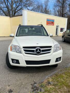 2012 Mercedes-Benz GLK for sale at Deluxe Auto Group Inc in Conover NC