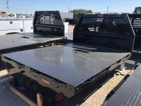 "Rugby Flatbed 8'6"" long 84"" wide 56"" CA for sale at Kingsburg Truck Center - Upfitting in Kingsburg CA"