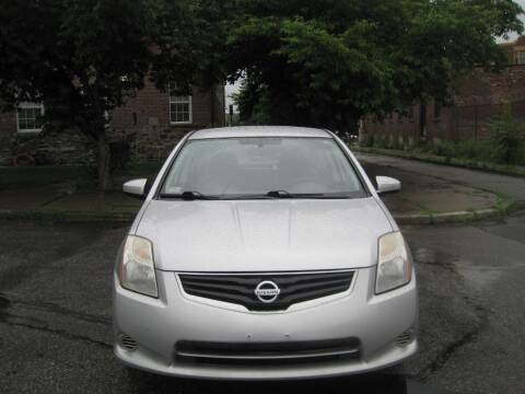 2010 Nissan Sentra for sale at EBN Auto Sales in Lowell MA