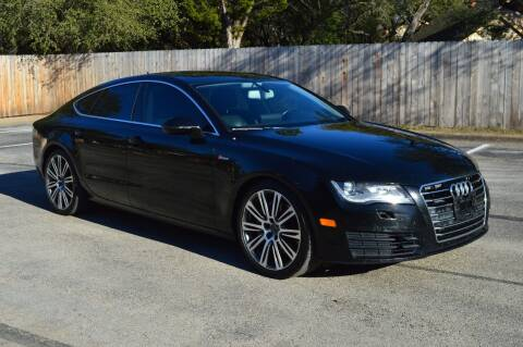2012 Audi A7 for sale at Coleman Auto Group in Austin TX