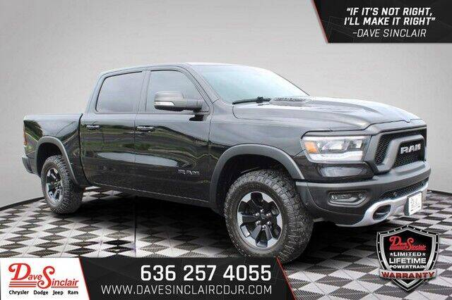 2020 RAM Ram Pickup 1500 for sale at Dave Sinclair Chrysler Dodge Jeep Ram in Pacific MO