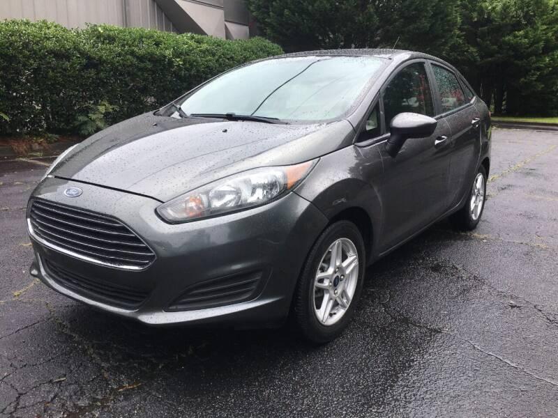 2018 Ford Fiesta for sale at Key Auto Center in Marietta GA
