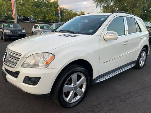 2009 Mercedes-Benz M-Class for sale at TD MOTOR LEASING LLC in Staten Island NY