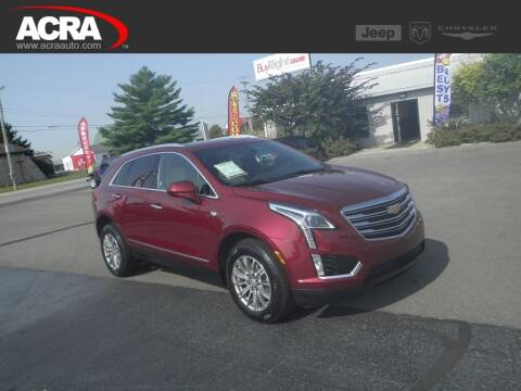 2017 Cadillac XT5 for sale at BuyRight Auto in Greensburg IN