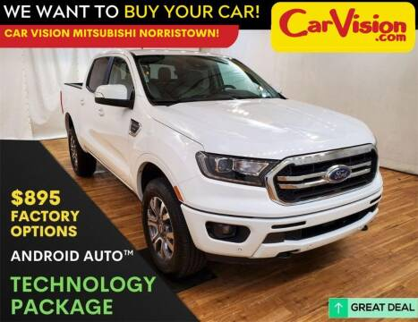 2020 Ford Ranger for sale at Car Vision Mitsubishi Norristown in Trooper PA