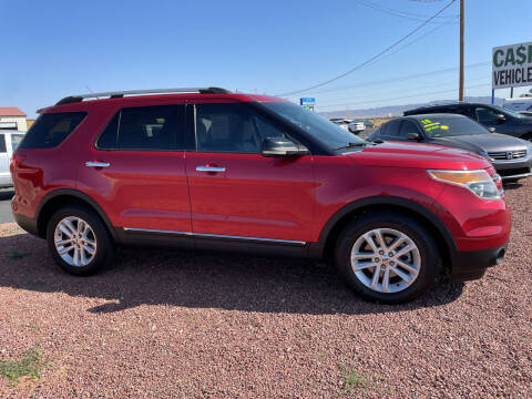 2011 Ford Explorer for sale at SPEND-LESS AUTO in Kingman AZ