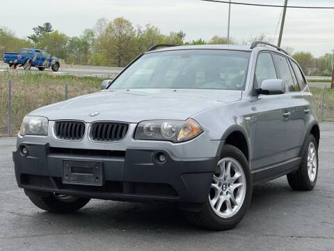 2004 BMW X3 for sale at MAGIC AUTO SALES - Magic Auto Prestige in South Hackensack NJ
