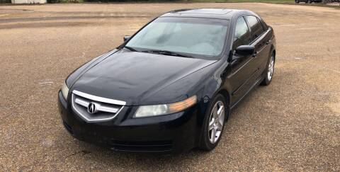 2005 Acura TL for sale at DRIVE ZONE AUTOS in Montgomery AL
