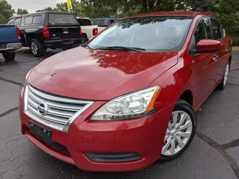 2014 Nissan Sentra for sale at West Point Auto Sales in Mattawan MI