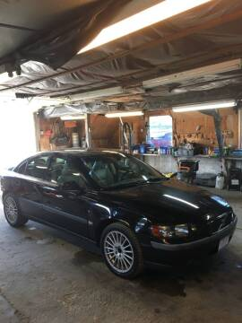 2004 Volvo S60 for sale at Lavictoire Auto Sales in West Rutland VT