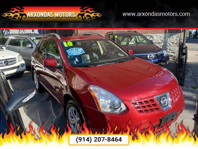 2010 Nissan Rogue for sale at ARXONDAS MOTORS in Yonkers NY