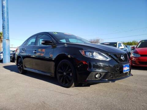 2018 Nissan Sentra for sale at All Star Mitsubishi in Corpus Christi TX