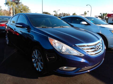 2012 Hyundai Sonata for sale at Empire Automotive Group Inc. in Orlando FL