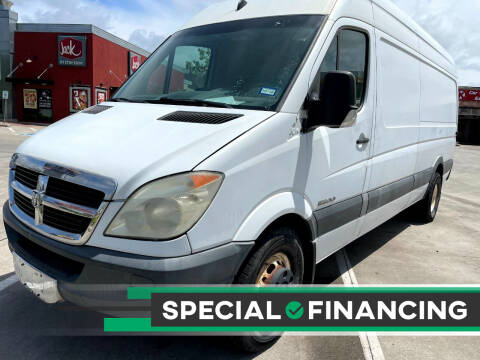 2008 Dodge Sprinter Cargo for sale at Automay Car Sales in Oklahoma City OK