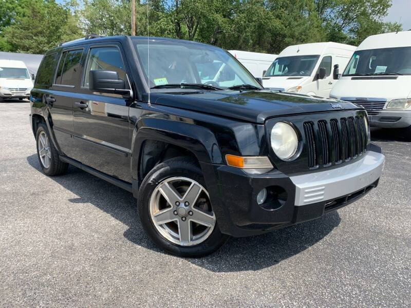 2007 Jeep Patriot for sale at 303 Cars in Newfield NJ