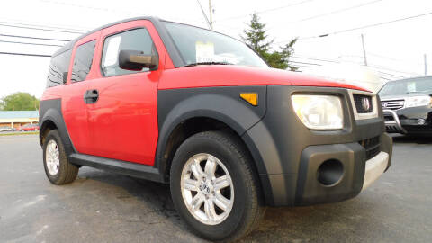 2006 Honda Element for sale at Action Automotive Service LLC in Hudson NY