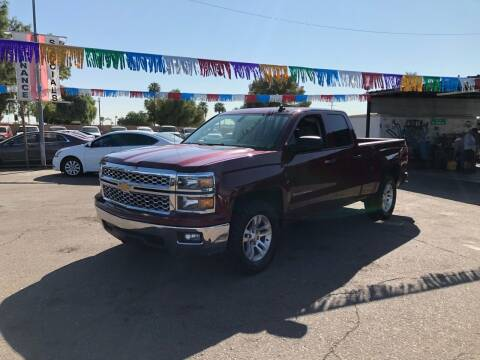 2014 Chevrolet Silverado 1500 for sale at Valley Auto Center in Phoenix AZ