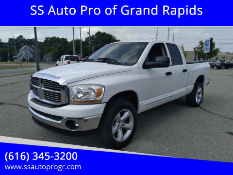 2006 Dodge Ram Pickup 1500 for sale at SS Auto Pro of Grand Rapids in Kentwood MI