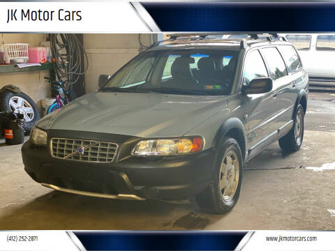 2001 Volvo V70 for sale at JK Motor Cars in Pittsburgh PA