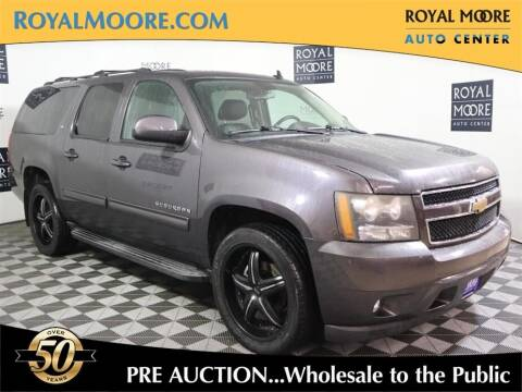 2010 Chevrolet Suburban for sale at Royal Moore Custom Finance in Hillsboro OR