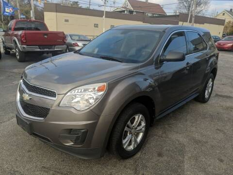2010 Chevrolet Equinox for sale at Richland Motors in Cleveland OH