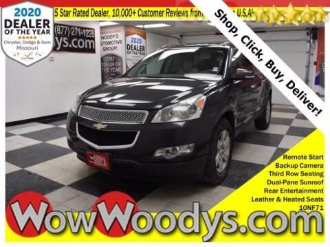 2010 Chevrolet Traverse for sale at WOODY'S AUTOMOTIVE GROUP in Chillicothe MO
