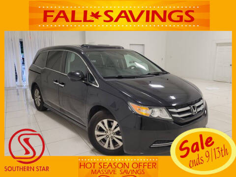 2015 Honda Odyssey for sale at Southern Star Automotive, Inc. in Duluth GA