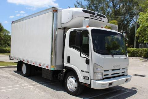 2012 Isuzu NRR for sale at Truck and Van Outlet in Miami FL