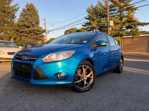 2013 Ford Focus for sale at Keystone Auto Center LLC in Allentown PA