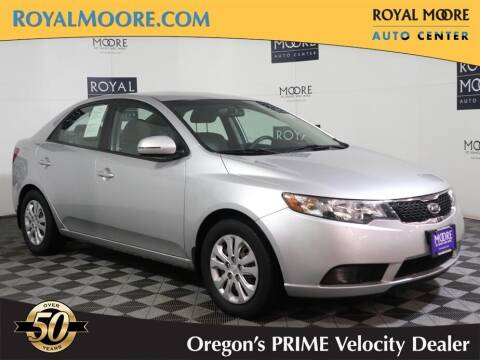 2012 Kia Forte for sale at Royal Moore Custom Finance in Hillsboro OR