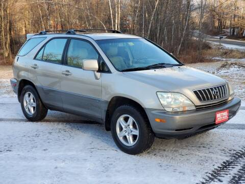 2002 Lexus RX 300 for sale at Bethel Auto Sales in Bethel ME