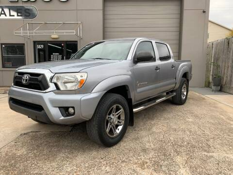 2014 Toyota Tacoma for sale at PARK PLACE AUTO SALES in Houston TX