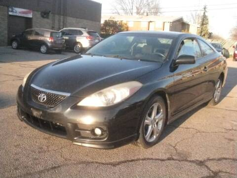 2007 Toyota Camry Solara for sale at ELITE AUTOMOTIVE in Euclid OH