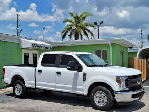 2019 Ford F-250 Super Duty for sale at Caesars Auto Sales in Longwood FL