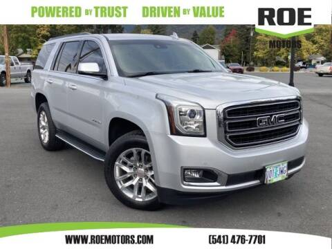 2017 GMC Yukon for sale at Roe Motors in Grants Pass OR