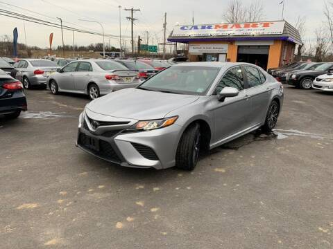 2018 Toyota Camry for sale at CARMART Of New Castle in New Castle DE