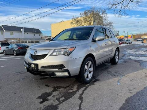2013 Acura MDX for sale at Kapos Auto, Inc. in Ridgewood, Queens NY