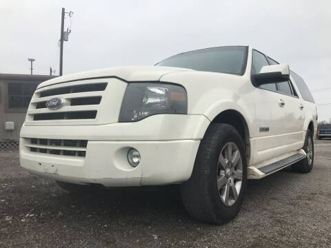2007 Ford Expedition EL for sale at Texas Country Auto Sales LLC in Austin TX