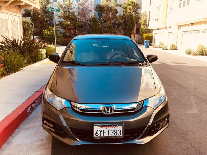 2013 Honda Insight for sale at Hi5 Auto in Fremont CA