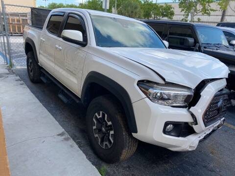 2018 Toyota Tacoma for sale at My Car Inc in Hialeah FL