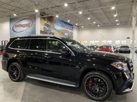 2017 Mercedes-Benz GLS for sale at Godspeed Motors in Charlotte NC